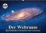 Der Weltraum. Spektakuläre Gasnebel und Galaxien (Wandkalender 2020 DIN A2 quer): Eine Reise in die wundervollen Weiten des Universums (Geburtstagskalender, 14 Seiten ) (CALVENDO Wissenschaft) - Elisabeth Stanzer
