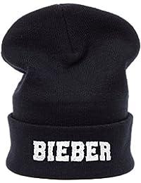 MFAZ Morefaz Ltd Kids Winter Beanie Hat Style Meow, Cool Kids, Justin,nial, I Love You, Girls Boys children Knitted Bubble Girl Boy Cap