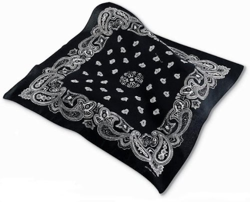 bandana-foulard-nero