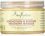 Shea Moisture amaican Black Castor Oil Strengthen Grow and Restore Treatment Masque, 12oz