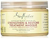 Best Jamaican Black Castor Oils - SheaMoisture Jamaican Black Castor Oil Intensive Strengthening Masque Review