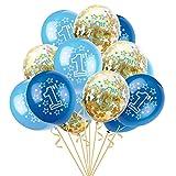 jingyuu balón para bebé cumpleaños Fiesta Globo Látex balón con Purpurina decoración de Fiesta...