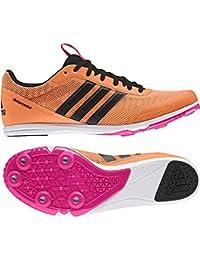 brand new c72f5 9067a adidas Damen Distancestar W Leichtathletikschuhe blau