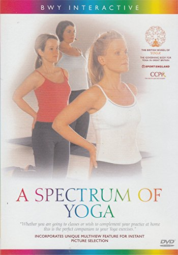 Price comparison product image A Spectrum Of Yoga