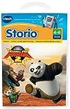 Vtech – Livre Jeu Storio – Kung Fu Panda 2 – Version Anglaise (Import Royaume-Uni)