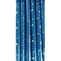 6 Papel Regalo Polipropileno 150 x 70 cm (Estrellas)