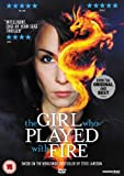 The Girl Who Played With Fire [DVD] [2010] [UK Import]