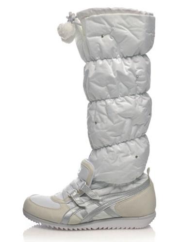 Asics Onitsuka Tiger Damen Snow Heaven 72 Winterstiefel Stiefel Weiß