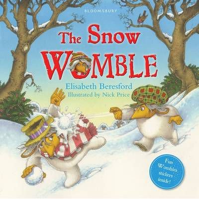[(The Snow Womble)] [Author: Elisabeth Beresford] published on (February, 2013)