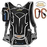Best Bicycle Waterproof Backpacks - Keethem Bike Backpack, Waterproof Breathable Cycling Bicycle Rucksack Review
