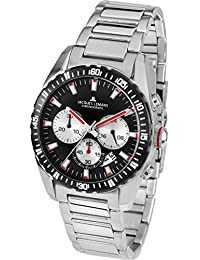 Jacques Lemans Herren-Armbanduhr 1-1801L