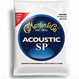 C. F. Martin SP Saiten für Akustik-Bass