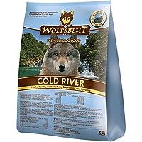 WOLFSBLUT Trockenfutter Cold River Forelle + Süßkartoffel Adult für Hunde 15,0 kg