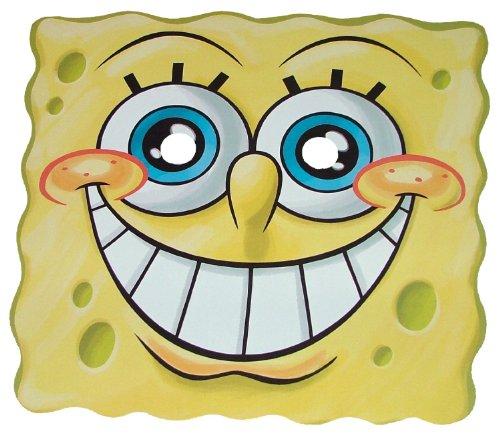Sponge Bob Square Pants - Card Face ()