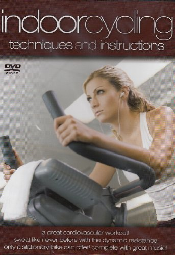 Indoor Cycling: Techniques & Instructions [DVD] [Import] (Cycling Indoor Dvds)