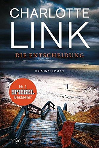 Buchcover Die Entscheidung: Kriminalroman
