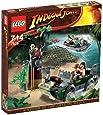 Lego Indiana Jones 7625 - Verfolgungsjagd am Fluss