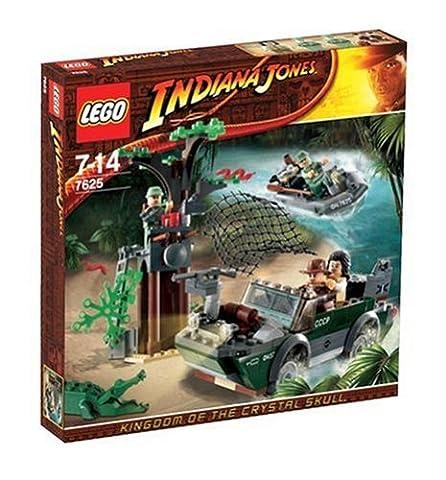 Lego Calendrier - LEGO - 7625 - IndianaJones - Jeux