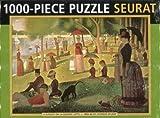 Seurat 1000 - Piece Puzzle - A Sunday on La Grande Jatte by Georges Seurat by Anness Publishing Ltd