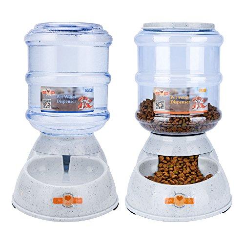 ePeTop Automatiques Distributeur de Nourriture et d'eau...