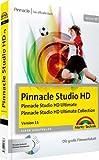 Pinnacle Studio HD, Version 15 - Trialversion und Übungsmaterial auf der DVD: Die große Filmwerkstatt - Das offizielle
