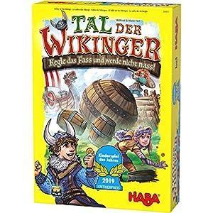 51fmDKlMcbL. SS300  - HABA 304697 - Tal der Wikinger, Kinderspiel des Jahres 2019, Spiel ab 6 Jahren