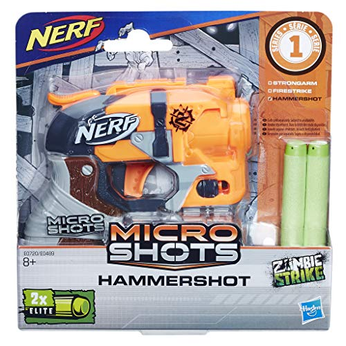 microshots hammershot blaster packung