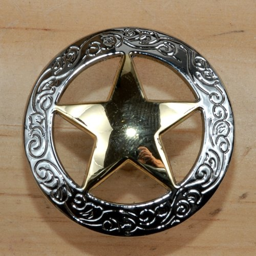 Set von 24Fancy Girlande Lone Star Schublade zieht Möbelknopf Western Southwest Decor Texas
