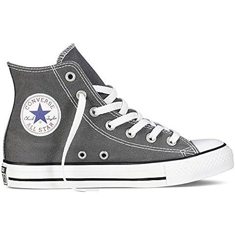 Converse - Converse All Star CT Sneakers Zapatos Deportivos Caqui Alto 1j793 - Gris, 42,5