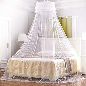mture moskitonetz fliegennetz m ckennetz insektennetz spitze betthimmel moskitonetzen rund. Black Bedroom Furniture Sets. Home Design Ideas