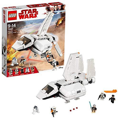 LEGO Star Wars TM - Nave de aterrizaje imperial (75221)