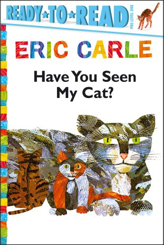 Have You Seen My Cat? (Ready-to-Read. Level 1)