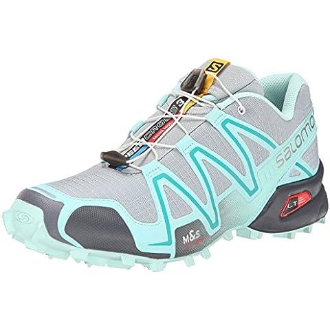 SalomonSpeedcross 3 - Zapatillas de Running para Asfalto Mujer