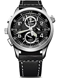 Victorinox montre homme Timeless Airboss Mach 8 Special Edition automatique chronographe 241446