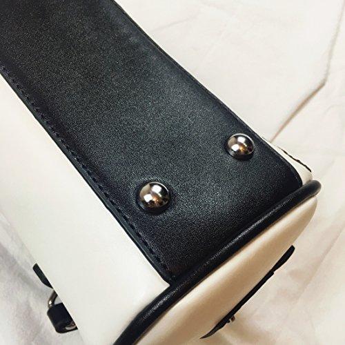 Dame Kleine Quadratische Tasche Einfache Gestickte Handtaschen Schulter Diagonale Kreuz Paket Hand Weiblichen Paket Schwarz