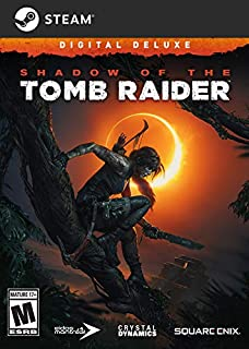 Shadow of the Tomb Raider - Digital Deluxe Edition [PC Code - Steam] (B07CVR4V7T) | Amazon price tracker / tracking, Amazon price history charts, Amazon price watches, Amazon price drop alerts