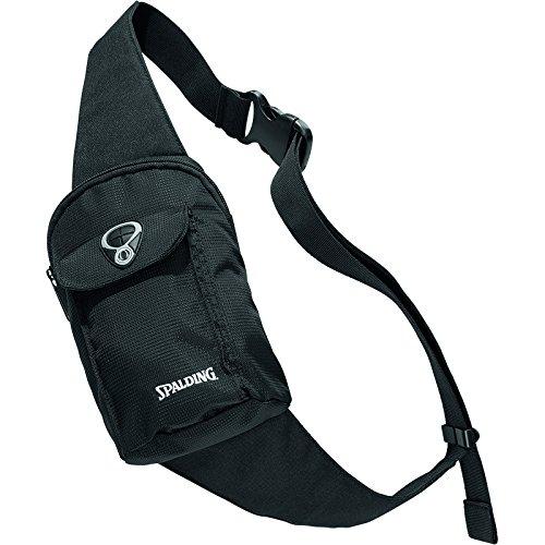 Spalding Uni Crossbag, schwarz, 24 x 15, 300452401