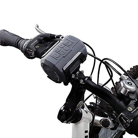Enceinte Velo - Venstar® Enceinte Portable Haut-parleur Bluetooth Sans Fil