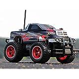 RC ferngesteuertes Auto Monstertruck Truck Car im Super design mit Lexan Karosserie inkl. Batterien 651611V