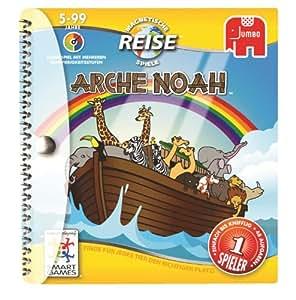 Jumbo 17631 - Smart Games - Reisespiel, Arche Noah