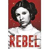 Grupo Erik Poster Star Wars - Leia Rebel, 91,5 x 60 cm