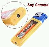 Electro-Weideworld - Encendedor espía USB con cámara, Mini DV cámara más ligera espía cámara Mechero Oculta Videocámara DVR