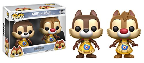Funko Pop Chip y Chop (Kingdom Hearts) Funko Pop Kingdom Hearts