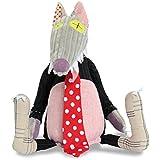 Déglingos - Original Bigbos el lobo, juguete blando (36500)