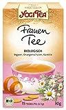 YOGI TEA Frauen-Tee im Beutel (17 Beutel) - Bio