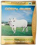 #10: Patanjali Cows Ghee, 500ml