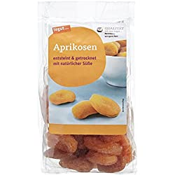 Tegut Getrocknete Aprikosen, 6er Pack (6 x 200 g)