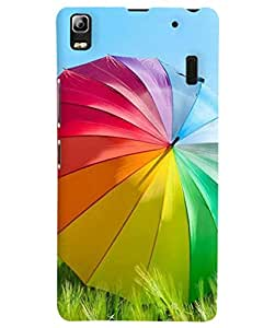 FurnishFantasy Designer Back Case Cover for Lenovo A7000 Turbo