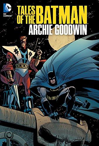 Tales of the Batman: Archie Goodwin HC (Detective Comics)