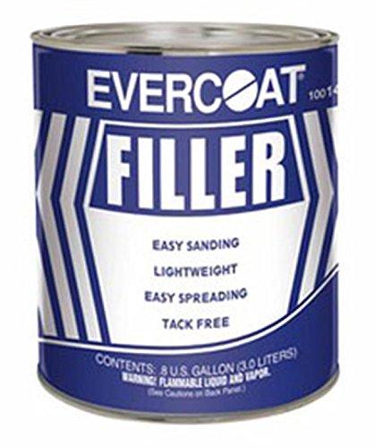 Evercoat 141Evercoat Filler mit Blau Creme Härter–1Liter (Klebstoff-entferner-creme)
